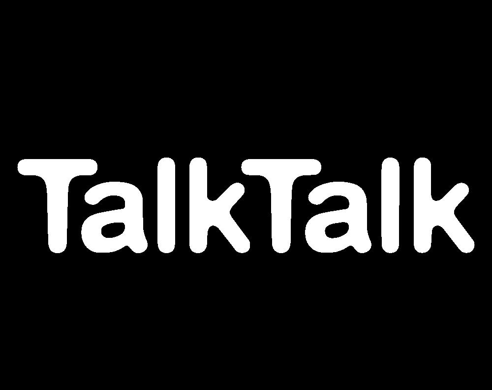 TalkTalkwhite