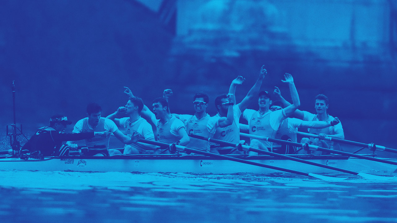 What can business transformation learn from a boat race?